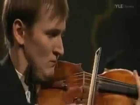 Jean Sibelius - Violin Concerto, 3 mov.