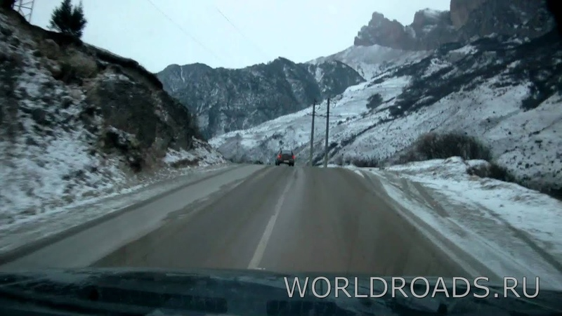 Черекское ущелье Кабардино Балкарии