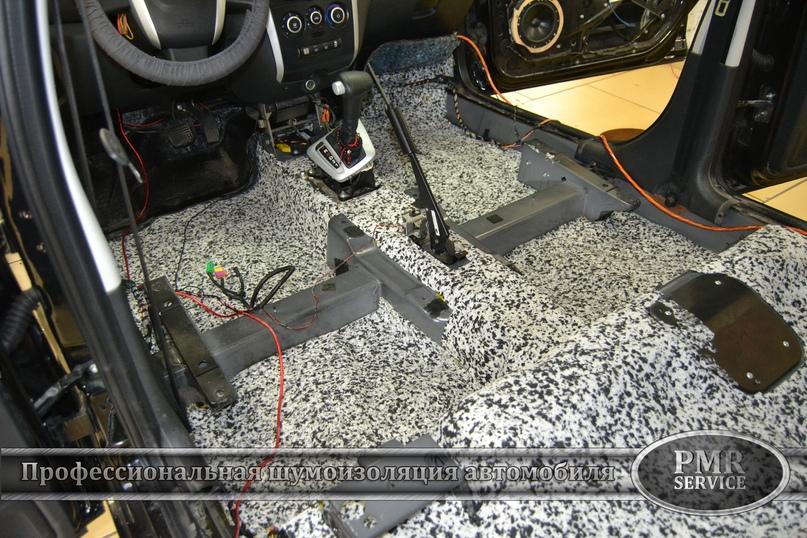 Шумоизоляция Datsun on-DO, изображение №11