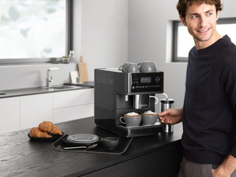 Как вернуть сломанную кофемашину Мiele к жизни быстро и надежно?