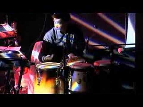 Emir Cerman-AfroTurca Congas Percussion Show