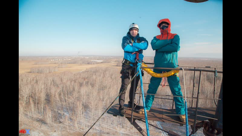 Stanislav прыжок FreeFallProX команда ProX74 объект AT53 Chelyabinsk 2019 1 jump RopeJumping