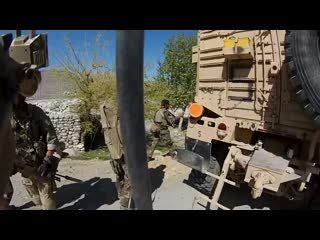 Green beret ambush in afghanistan