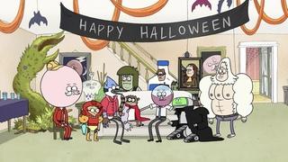 Мультпятница в прямом эфире   Специальный Обычный мультик к Хэллоуину
