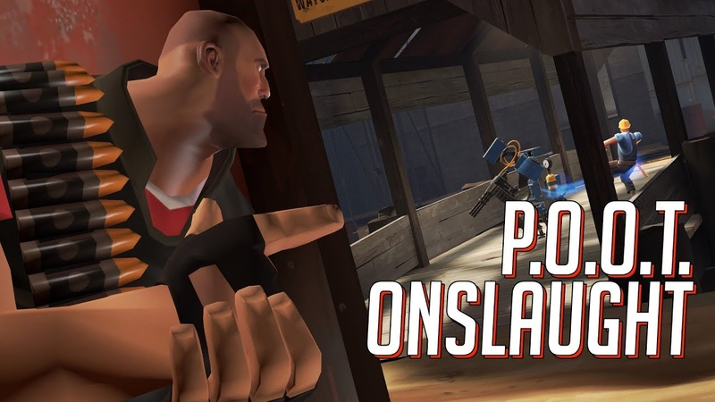 P.O.O.T. onslaught [Garry's mod animation]