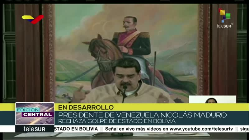 🇻🇪EL MULATO MÁS ODIADO Pdte Nicolás Maduro Moros Estoy seguro que Juan Evo Morales Ayma volverá hecho millones