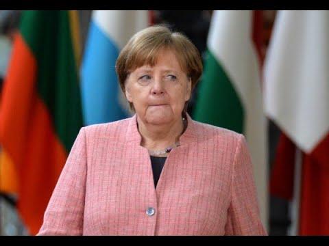 Визит старой дамы Ангела Меркель тайно посещала берлинского пациента