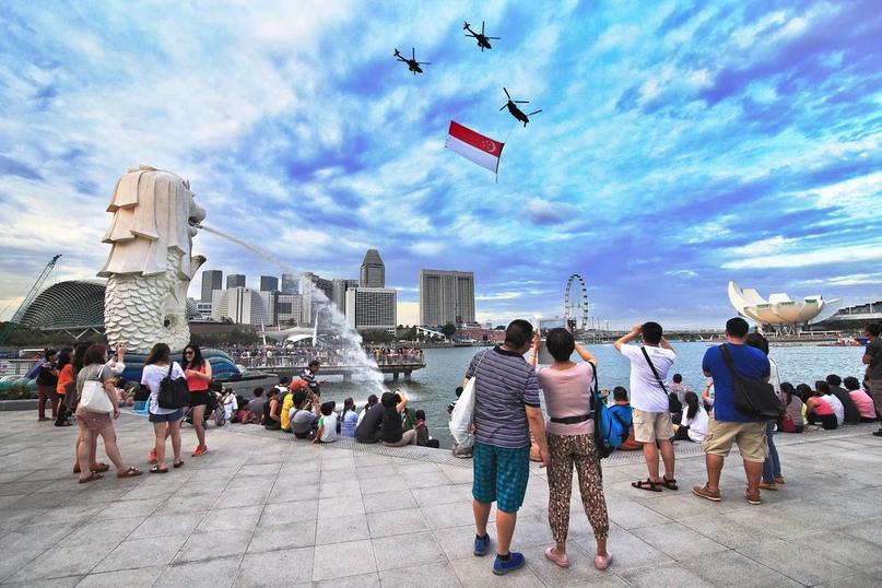 День независимости Сингапура — главный праздник в стране