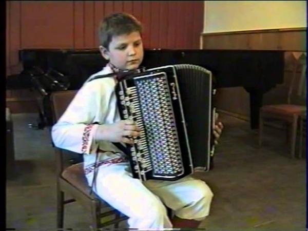 Разгорайся огонь русская песня russian song баян accordion