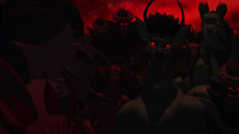 Opening 1 Герои Шести Цветов Rokka no Yuusha