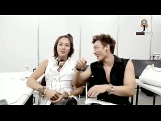 Jang keun suk & bigbrother • summer sonic interview • 2012
