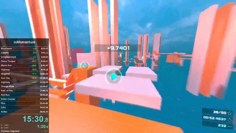 InMomentum Speedrun SphereHunt Gamer - 2502