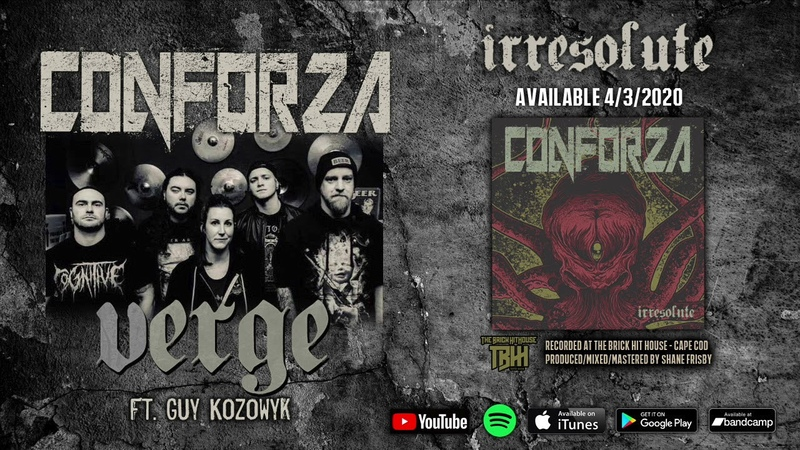 Conforza OFFICIAL Verge ft Guy Kozowyk