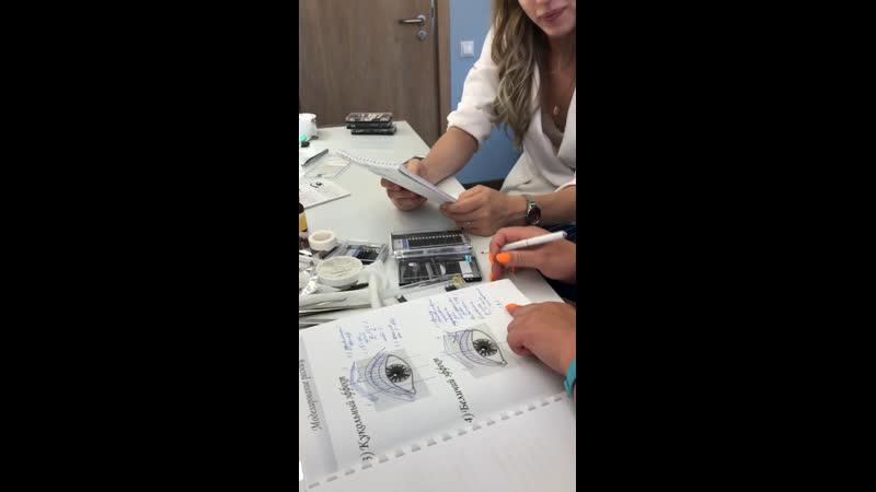 Обучение. Базовый курс по наращиванию ресниц » Freewka.com - Смотреть онлайн в хорощем качестве
