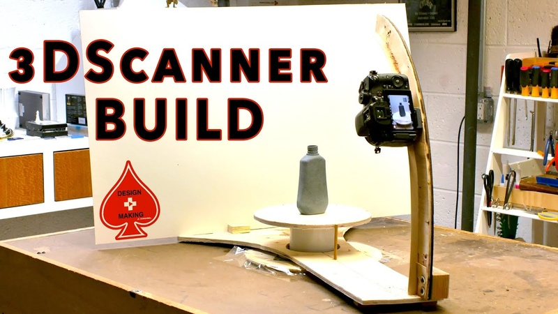 Building a 3D Scanner Turntable Advanced Photogrammetry Agisoft Metashape