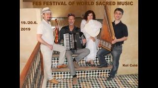 Psalm 23 and jewish sacred music / trailer festival world sacred music Fez, Marokko 2019