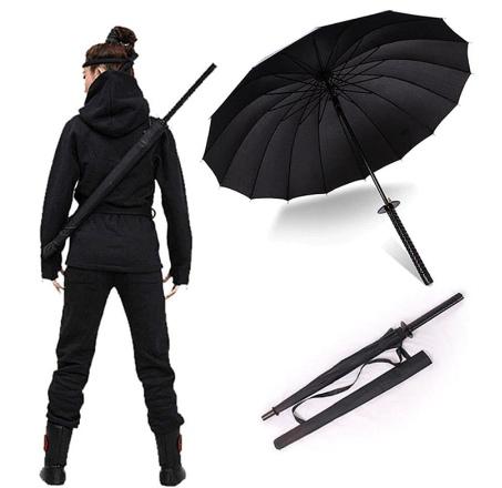 Самурайский зонт