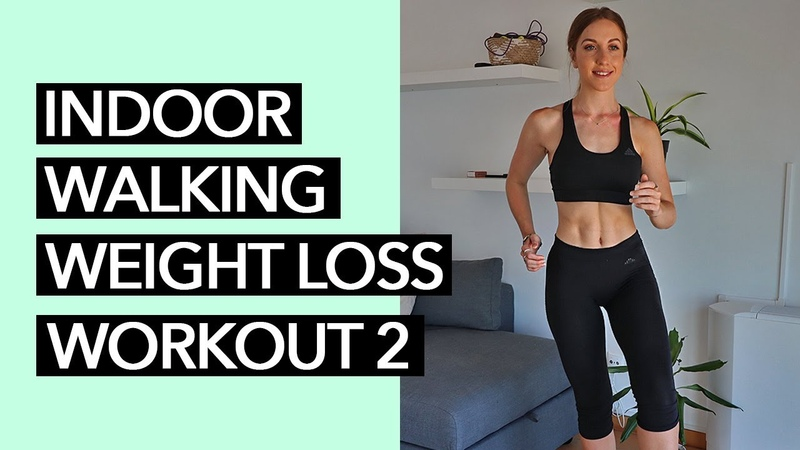 Indoor Walking Workout (20 Minutes)