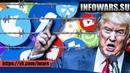 Дональд Трамп анонсировал саммит против интернет цензуры