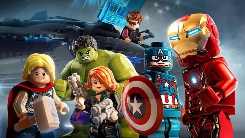 Все серии Мультсериал LEGO MARVEL Новые мстители Qewbite