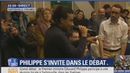 Tepa interpelle le premier ministre ÉdouardPhillipe en direct sur la dette, la loi 1973 etc