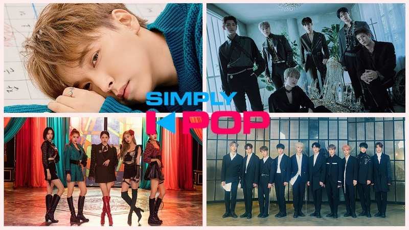 Simply K Pop Ep 390 ASTRO Kim Jang Hoon Golden Child NATURE BVNDIT AIVAN 1TEAM HINAPIA