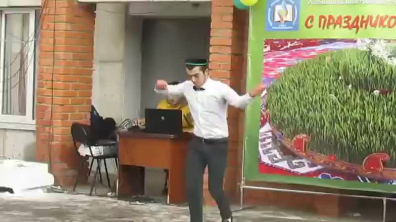 Таджикский танец mp4