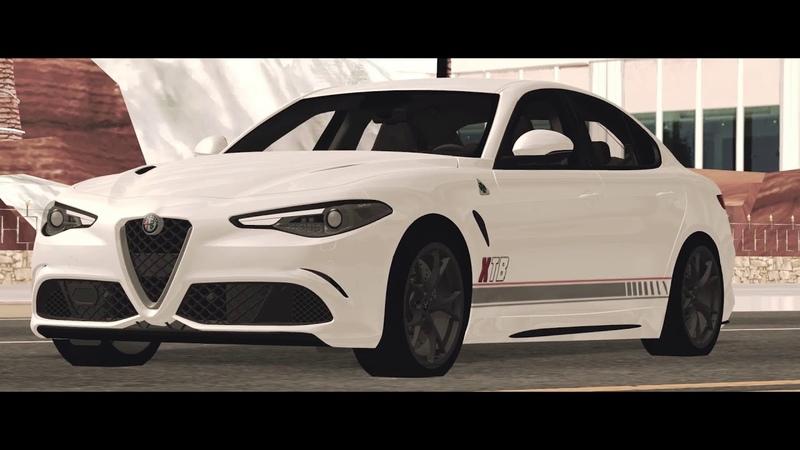 Alfa Romeo Giulia (unknwn)
