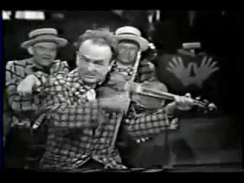 Spike Jones feat Wilbur Hal Pop Goes the Weasel AMAZING VIOLIN
