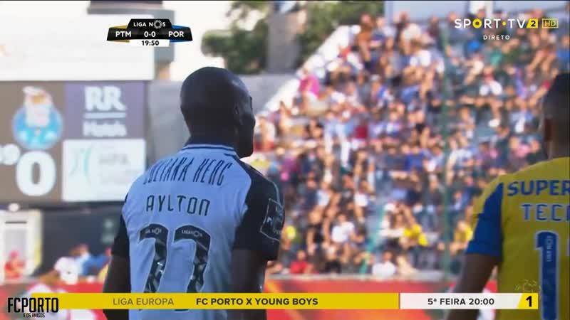 Liga Nos | 5ª Jornada | Portimonense SC 2-3 FC Porto | 1ª parte | PT