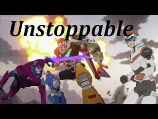 Unstoppable - Voltron Amv (Read Desc.)