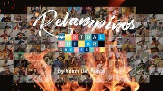 Virtual Guitar Orchestra Presents Relampiños by Adam Del Monte