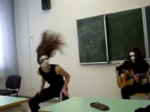 Black Metal in School / Блэк Метал в школе