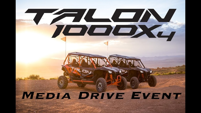 Media Drive Review | 2020 Honda Talon 1000X-4 and 2020 Honda Talon 1000X-4 FOX Live Valve
