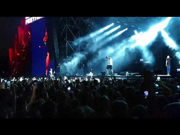Oxxxymiron - Больше Бена (live, 60 FPS, Full HD, 24.08.2019, Booking Machine Festival 2, Москва)