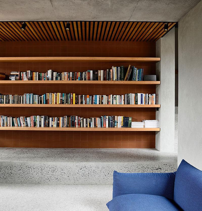 Интересный дом в духе модернизма в Мельбурне  || 02