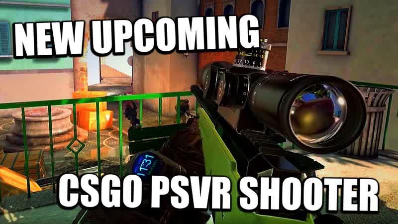 PSVR Alvo | Counter Strike в VR | VR GAMECLUB Хабаровск