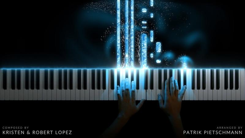 Frozen 2 Into the Unknown Piano Version