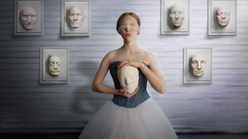Surreal mask - Photoshop manipulation Tutorial