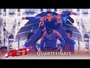 V Unbeatable: Indian Dance Group SHOCK America Again! | America's Got Talent 2019