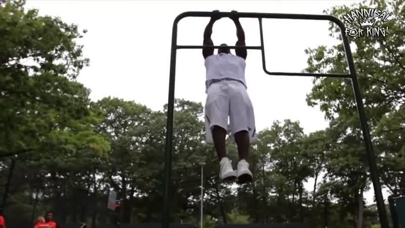 Hannibal for king street workout motivation