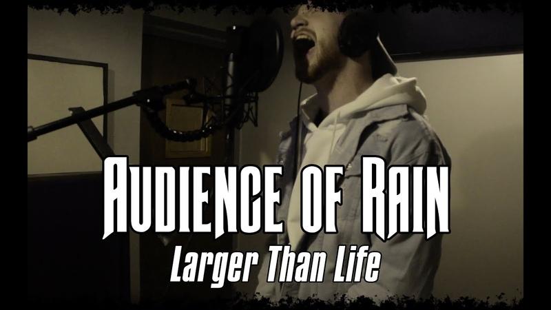 Audience of Rain Larger Than Life Studio Play Through