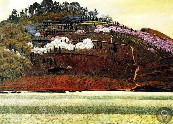 Медитация и созерцание в картинах китайского художника Jian Chong Min часть 2
