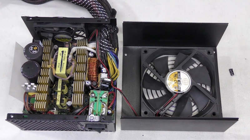 85 Blown PC power supply NZXT PP 800
