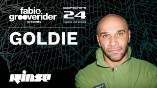 Goldie | Fabio & Grooverider presents Godfathers 24 | Rinse FM