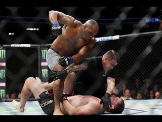 Free Fight: Daniel Cormier vs Stiope Miocic  UFC 226