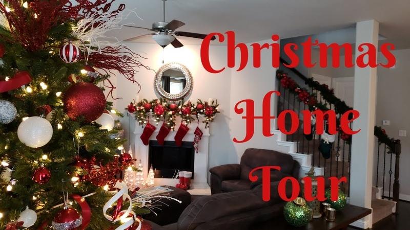 🎄❄🍭🎁Traditional Christmas Home Tour