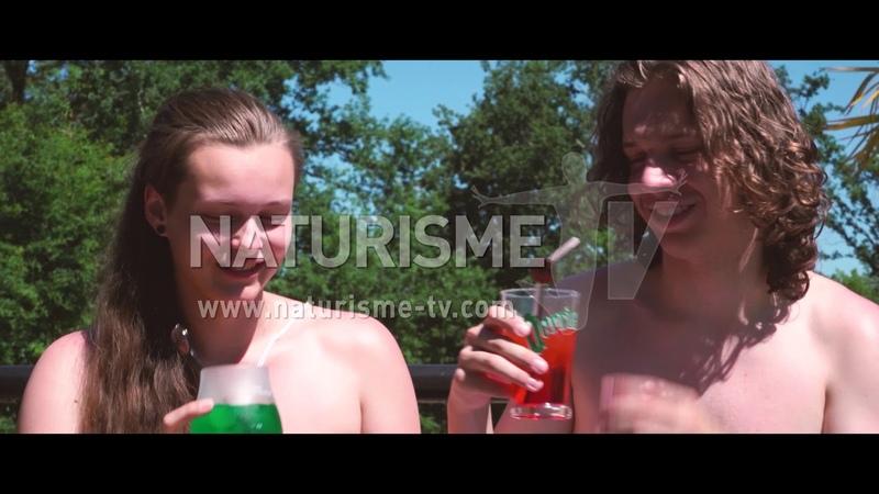 LA BANDE ANNONCE 2020 DE NATURISME TV 100% NATURISTE naturiste naturisme