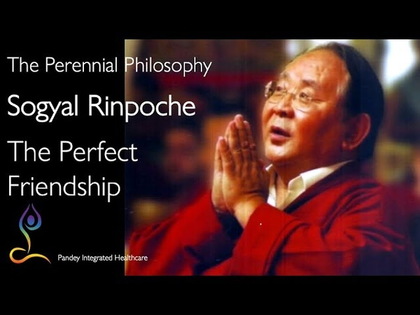 The Perfect Friendship. Sogyal Rinpoche excerpt from Tibetan Book of the Dead. Buddhist Spirituality