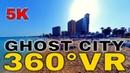 360° VR Ghost City Revealed Varosha Visit Famagusta North Cyprus Walk Tour 5K Virtual Reality HD 4K